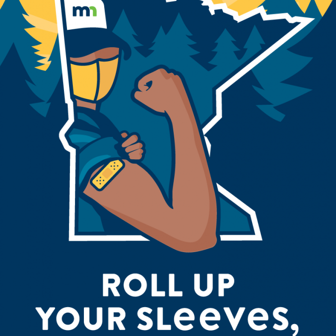 Roll Up Your Sleeves, MN